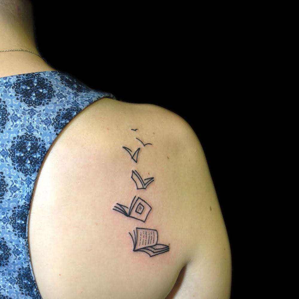 Suze-Book-Tattoo