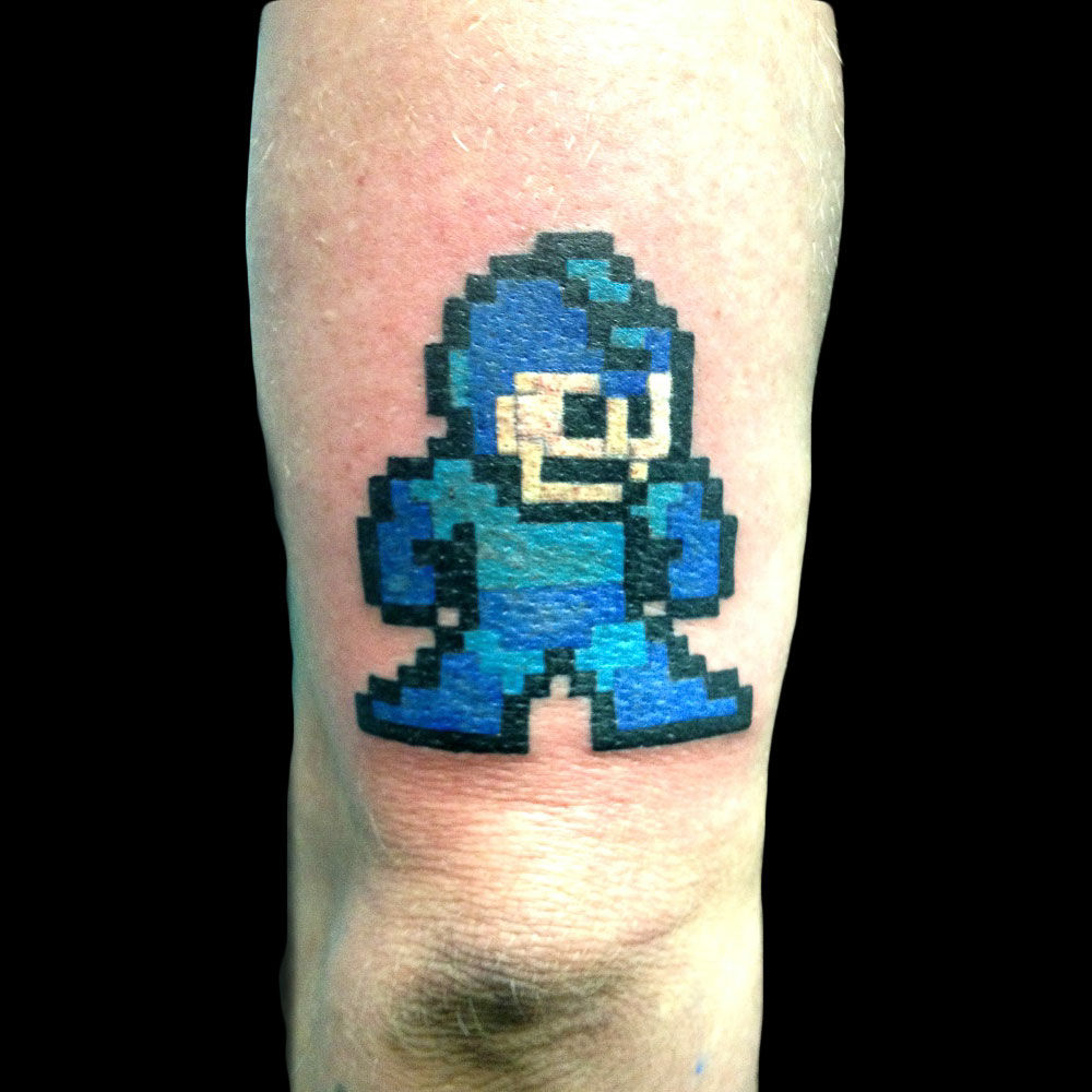 Suze-Mega-Man-Tattoo