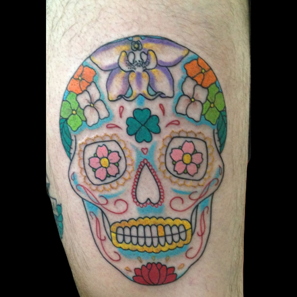 Suze-Sugar-Skull-Tattoo