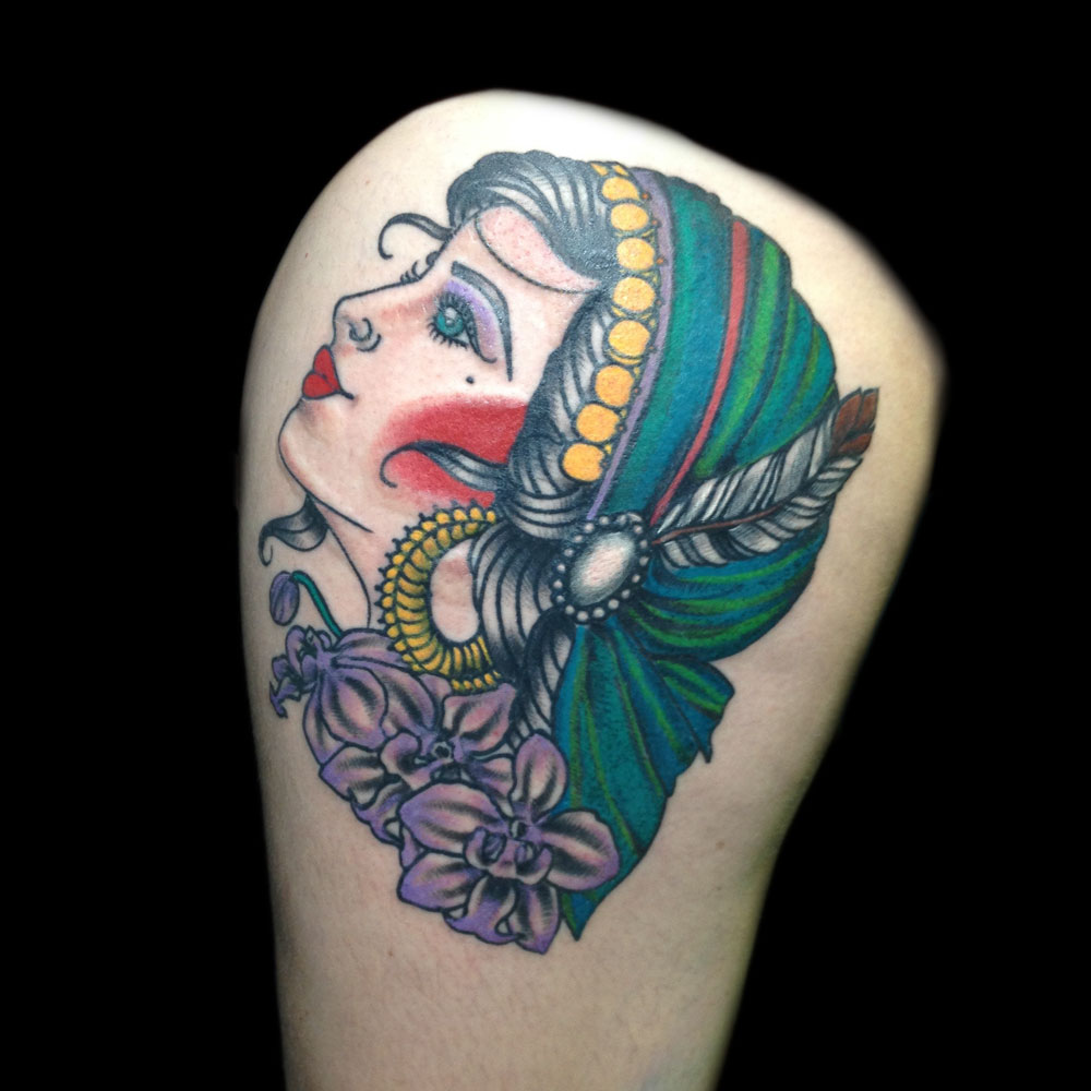 Suzer-Lady-Gypsy-Head-Tattoo